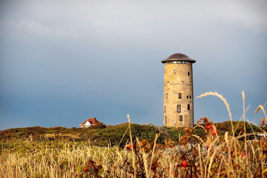 Watertoren van Domburg van Erik Wouters