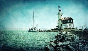 Lighthouse Scenery von Ruud van den Berg
