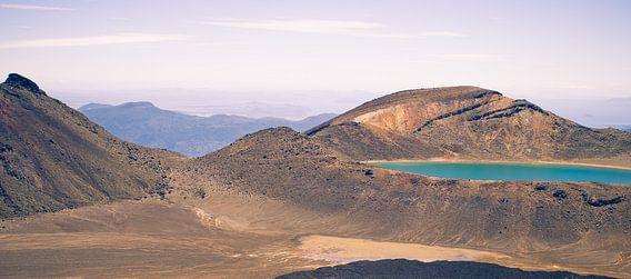 New Zealand Tongariro Crossing