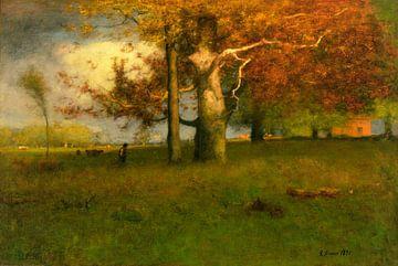 Début de l'automne, Montclair, George Inness