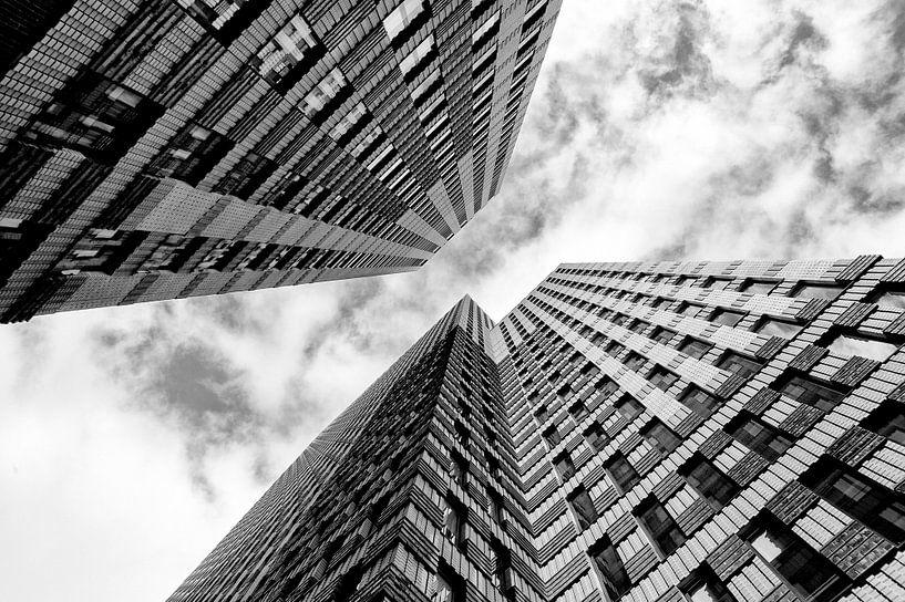 Twin Towers  4 sur Rien Gieltjes