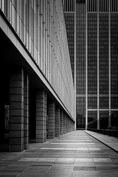 Architectuur Brussel van celine bg