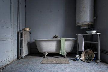 salle de bain urbaine sur Kristof Ven