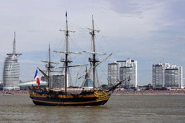 Fregatta Etoile du Roy van