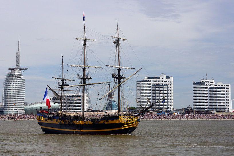 Fregatta Etoile du Roy von Ingo Rasch