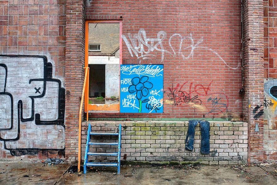 Urban Exploring ACM lokatie Groningen