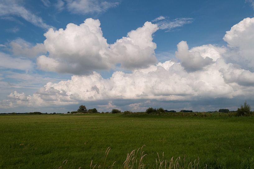 Wolken van Alexander van der Sar