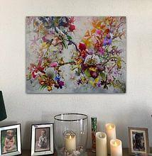 Kundenfoto: Verführung von Jesper Krijgsman, auf alu-dibond
