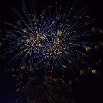 Vuurwerk van Alphapics