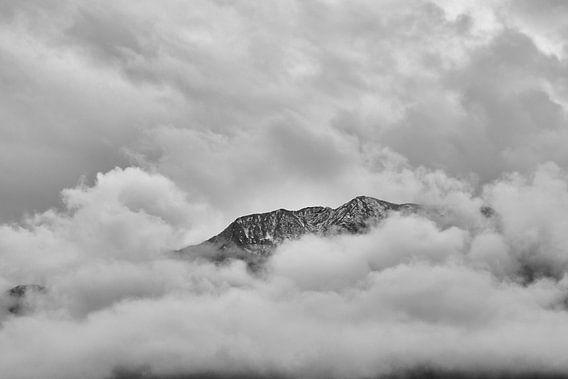 mystieke bergketen van Ferry Kalthof