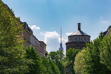 Watertoren Berlijn Prenzlauer Berg