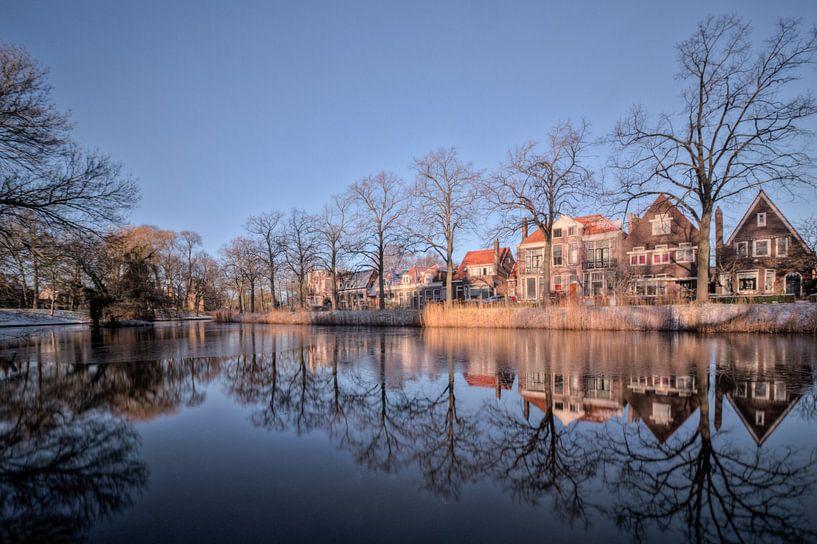Draafsingel Hoorn van Jan Siebring