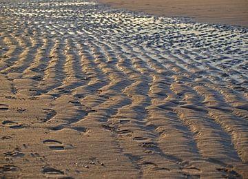 Rimpels in het zand von Rinke Velds