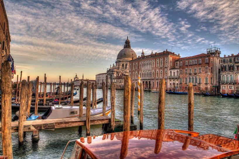 Grand Canal Venice van Rene Ladenius Digital Art