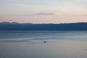 Alleine auf dem Wasser von seth esenkbrink