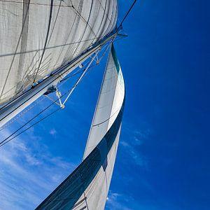 Sailing 1 van Jan Enthoven Fotografie