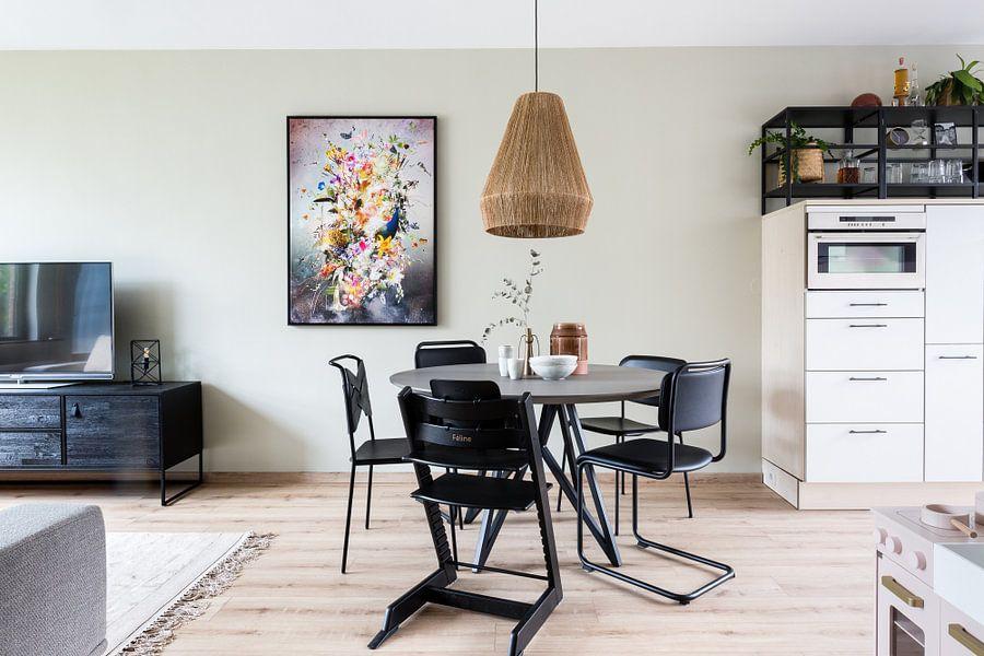 Photo de nos clients: Le phare (vu à vtwonen) sur Jesper Krijgsman, sur toile
