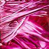 Encaustic Art roze wit van Erica de Winter thumbnail