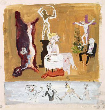 Opposites II (Danse), Walter Kurt Wiemken