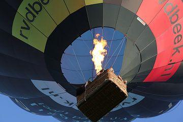 Ballonvaart  von Ab Donker