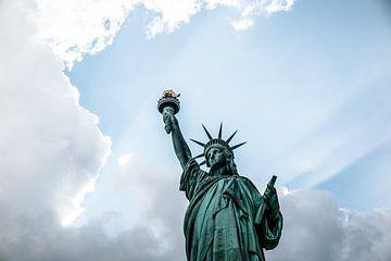 Statue de la Liberté de New York sur Eric van Nieuwland