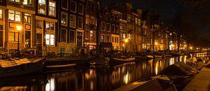 Nachtelijk Amsterdam - 1