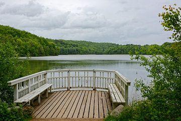 Betoverend klein meer van Gisela Scheffbuch