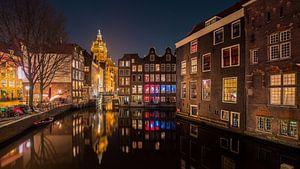 Amsterdam reflectie van