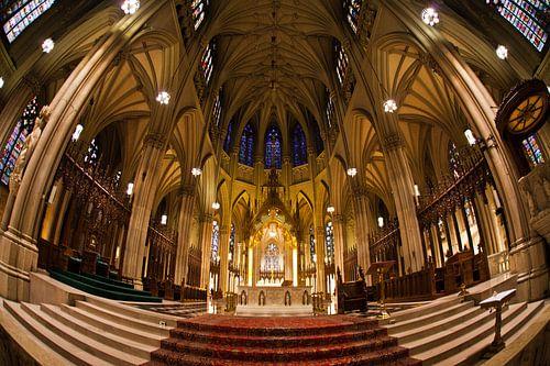 Saint Patrick's Cathedral van
