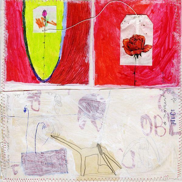 Diary art 2 van keanne van de Kreeke