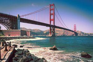 Golden Gate Bridge, San Francisco van