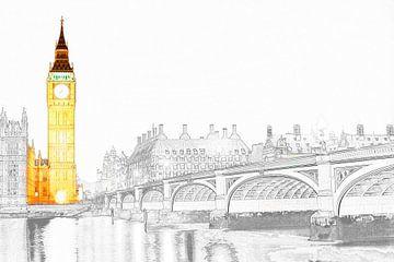 Big Ben van Stefan Havadi-Nagy