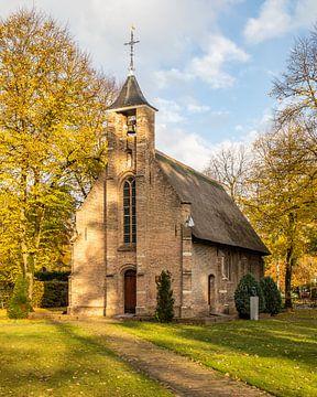 Sint-Annakapel in Heusdenhout, Breda van I Love Breda
