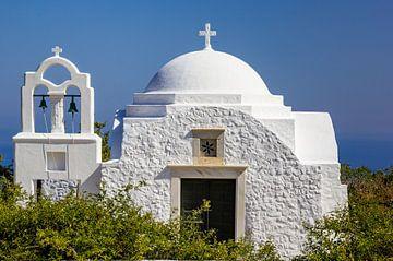 Kirche auf Santorin, Griechenland von Adelheid Smitt