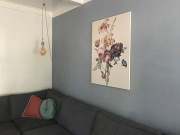 Kundenfoto: Ein Blumenstrauß, Henriëtte Geertruida Knip