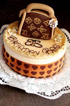 Geburtstagstorte von Heike Hultsch