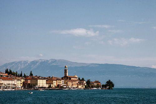 Salò aan het Gardameer - Italië van