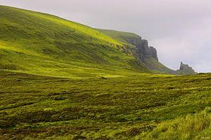 impressions of scotland - quiraing I