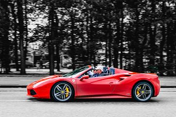 Ferrari 458 von Peter Deschepper