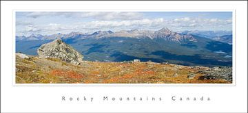 rocky rocky mountains van