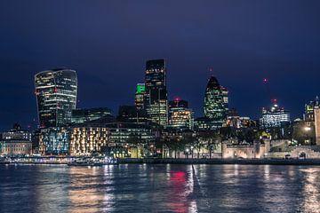 London Skyline von Frans Janssen