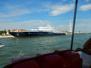 Luxe jacht Carinthia 7 in Venetië van Joke te Grotenhuis