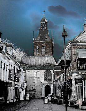 Meppeler kerktoren van PictureWork - Digital artist