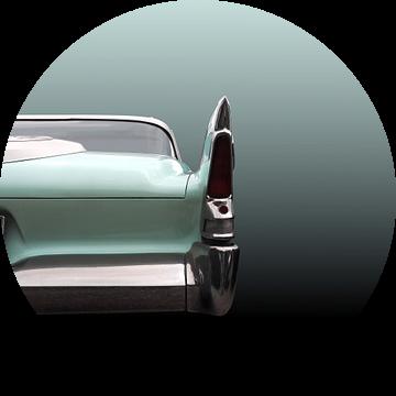 Amerikaanse klassieke auto 1960 fury van Beate Gube