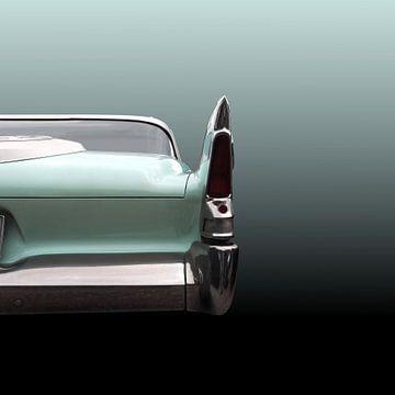 Amerikaanse klassieke auto 1960 fury