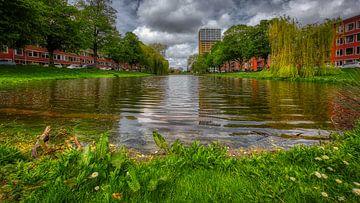 Frühling in Groningen von Harry Stok