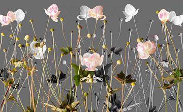 bloemenspel van Annemiek Tamminga