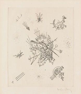 Kleine Welten X, WASSILY KANDINSKY, 1922 von Atelier Liesjes