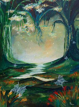 Im magischen Wald van Conny Krakowski