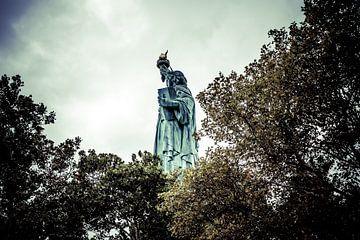 Statue of Liberty 10 van FotoDennis.com